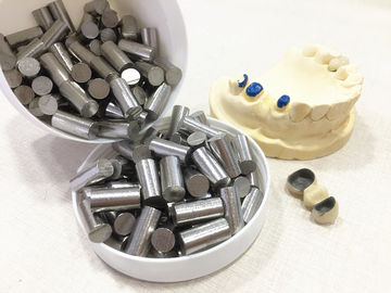 Cobalt Chrome Dental Casting Alloys 14.1 - 14.5 CTE 380HV Silver Appearance